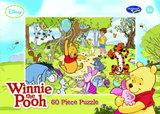 Winnie the Pooh 60 Piece Jigsaw Puzzle Puzzle - I've Got A Rumbly In My Tumbly