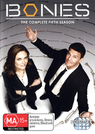 Bones - Season 5 (6 Disc Set) on DVD