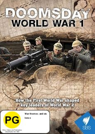 Doomsday World War 1 on DVD