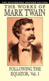 Following the Equator, Vol.1 by Mark Twain ) image
