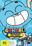 The Amazing World Of Gumball - Season 1 on DVD