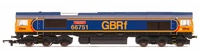 Hornby: GBRf Class 66 66751 'Inspiration Delivered' Hitachi Rail Europe