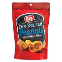 ETA Peanuts Dry Roasted Pouch (200g) image