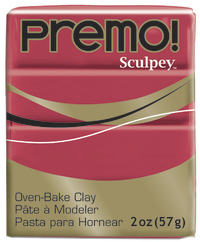 Sculpey Premo Pomegranate (57g)