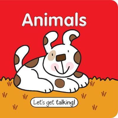 Let's Get Talking! Animals image
