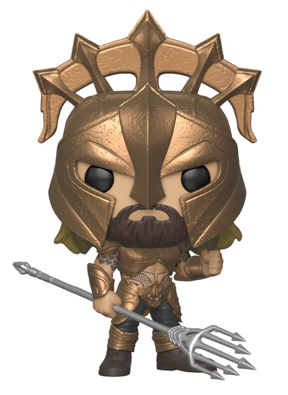Aquaman - Arthur Curry (Gladiator) Pop! Vinyl Figure