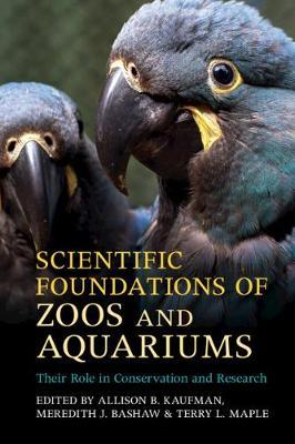 Scientific Foundations of Zoos and Aquariums image