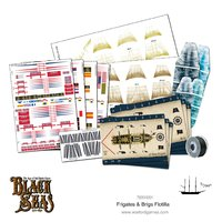 Black Seas: Frigates & Brigs Flotilla (1770 - 1830)