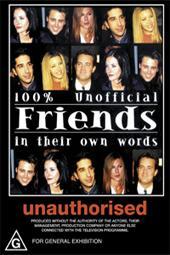 Friends - Unauthorised on DVD