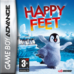 Happy Feet for Game Boy Advance