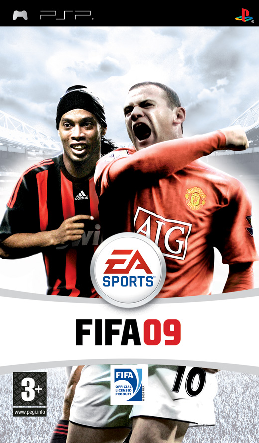 FIFA 09 for PSP image