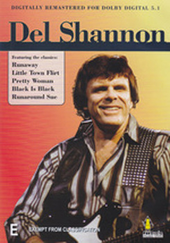 Del Shannon - Recorded Live In Australia on DVD