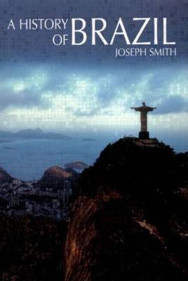 A History of Brazil by Joseph Smith image