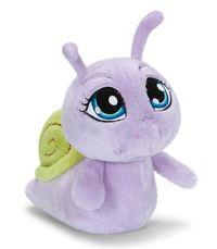 Nici Sweethearts - Snail Purple 35cm image
