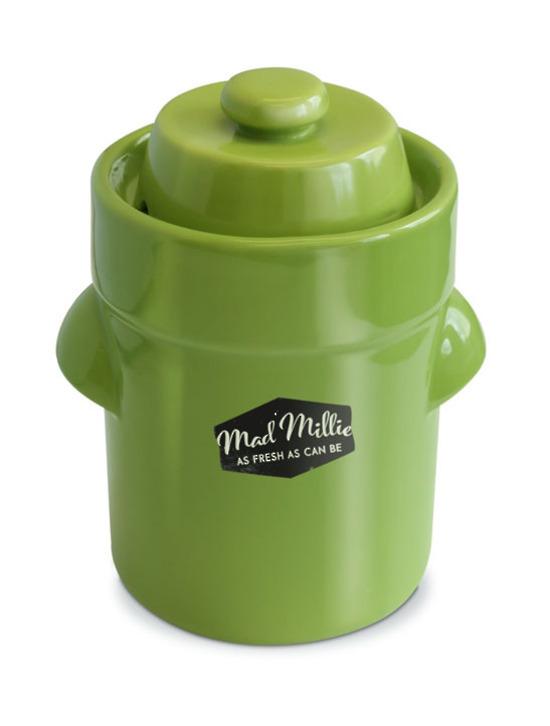 Mad Millie - Sauerkraut Crock image