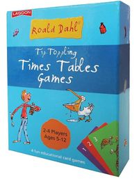 Roald Dahl - Tip Toppling Times Tables Games