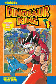 Dinosaur King, Vol. 1 by Yohei Sakkai image