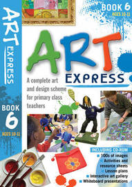 Art Express: Bk. 6 by Julia Stanton image