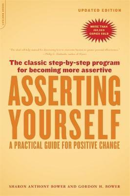 Asserting Yourself-Updated Edition by Sharon Anthony Bower image