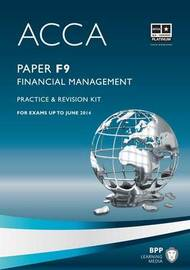 ACCA - F9 Financial Management by BPP Learning Media image