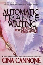 Automatic Trance Writing by Gina Cannone image