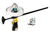 LEGO Ninjago: Zane - Spinjitzu Master (70636) image
