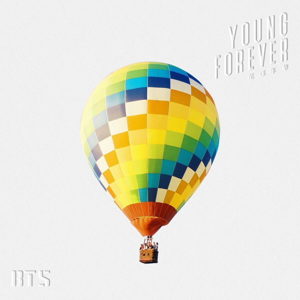 The Most Beautiful Moment in Life: Young Forever (2CD) by BTS image