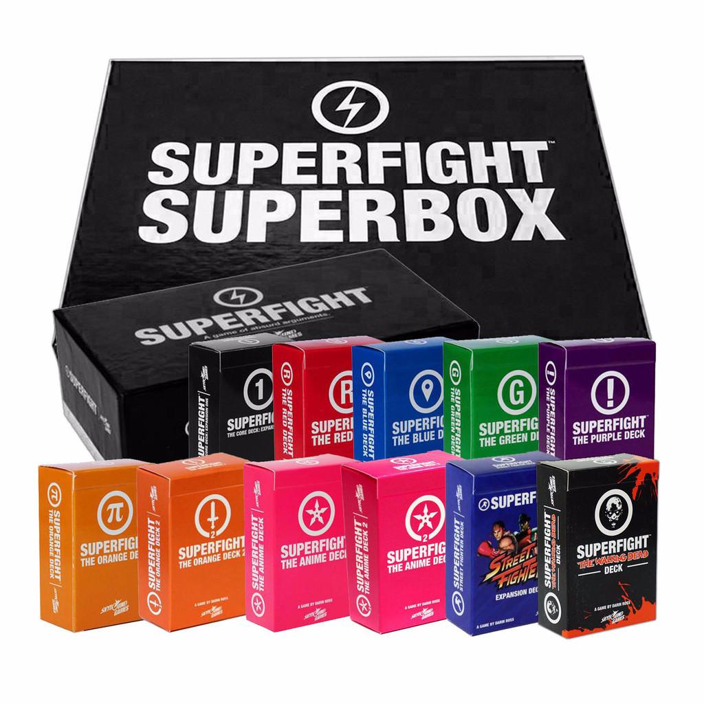 Superfight: Superbox Bundle image