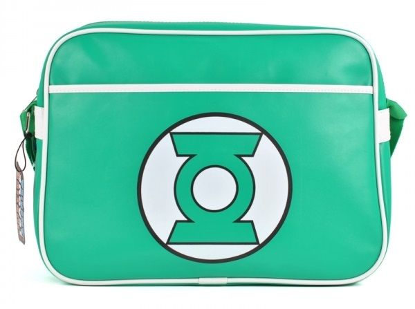 DC Comics: Green Lantern - Retro Messenger Bag
