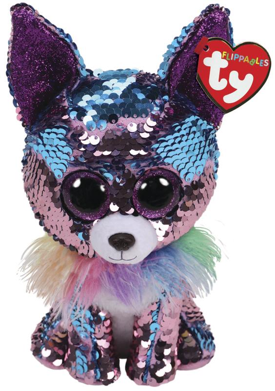 TY Beanie Boo: Flip Yappy Chihuahua - Small Plush