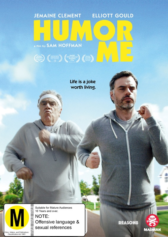 Humor Me on DVD