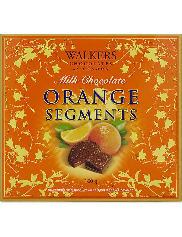 Walkers Orange Segments(160g)