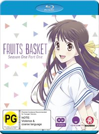 Fruits Basket - Season 1: Part 1 (Eps 1-13) on Blu-ray image