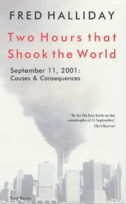 Two Hours That Shook the World by Fred Halliday image