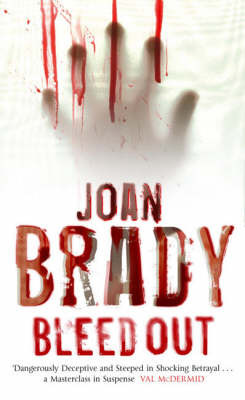 Bleedout by Joan Brady image