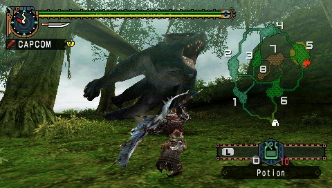 Monster Hunter Freedom Unite (Essentials) for PSP image