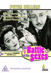 Battle Of The Sexes on DVD