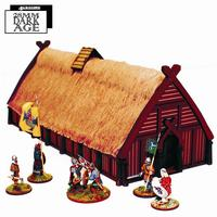 Norse Longhouse