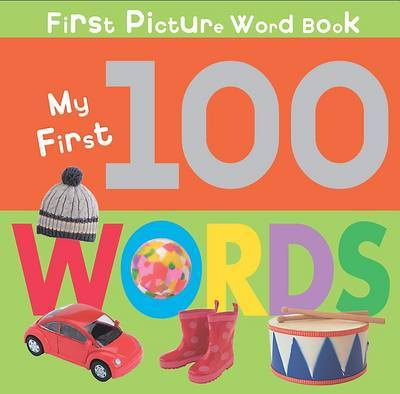 Chunky Board Book: 100 First Words image