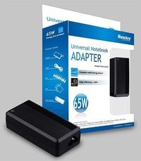 Huntkey: Universal Netbook Adaptor - 65W / 19V