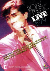 Roxy Music - On the Road 1979 on DVD