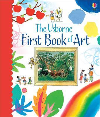 The First Book of Art by Rosie Dickins image