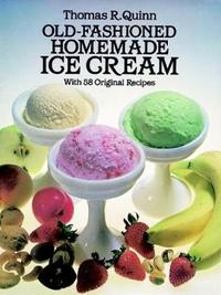 Old Fashioned Homemade Ice Cream by Thomas Quinn