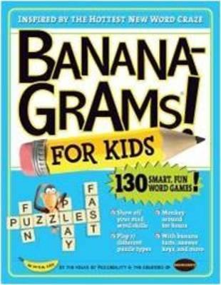 Bananagrams! for Kids by Joe Edley image