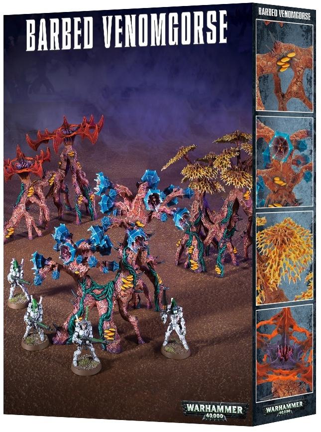 Warhammer Age of Sigmar: Deathworld - Barbed Venomgorse image