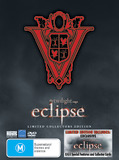The Twilight Saga - Eclipse: Limited Collector's Edition (3 Disc Set with Collector's Cards) DVD