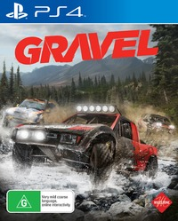 Gravel for PS4 image