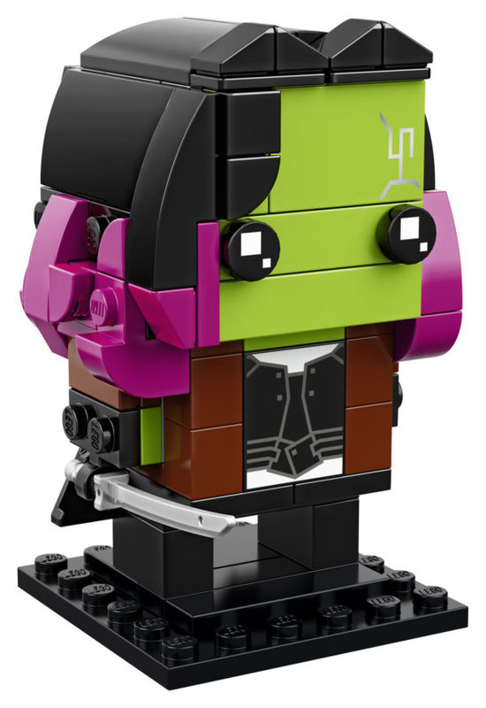 LEGO Brickheadz: Gamora (41607)