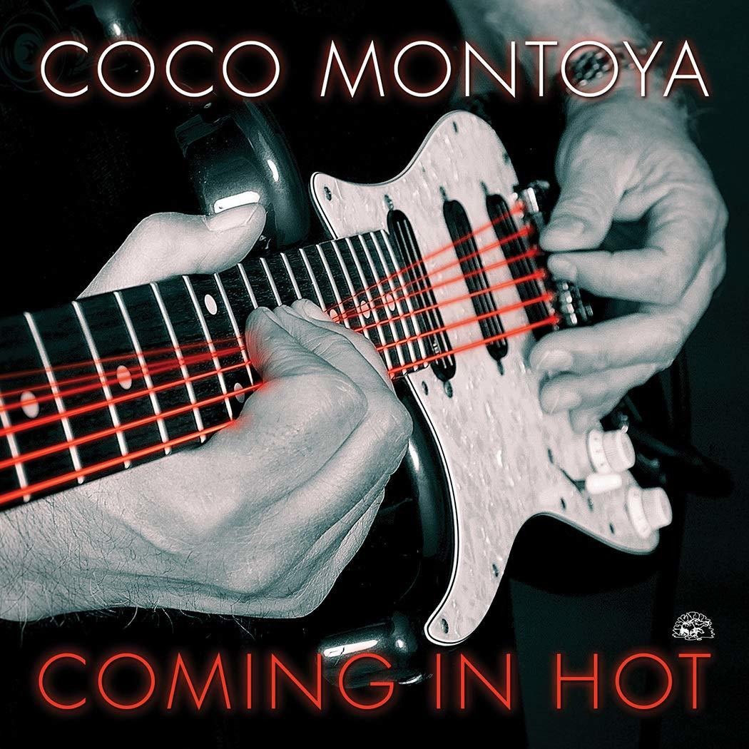 Coming In Hot by Coco Montoya image