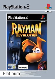Rayman Revolution for PlayStation 2 image